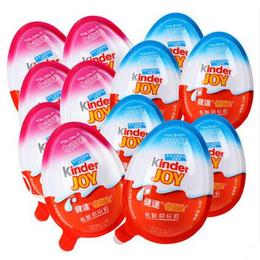 颖宏健意快乐蛋内含奇趣玩具惊喜糖果快乐蛋