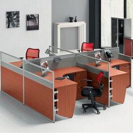 各种屏风办公桌 带屏风 定制直销