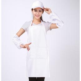 供應貴陽廣告圍裙白色圍裙促銷圍裙定做10件起印