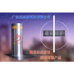供应住宅区防冲撞升降地桩 219直径自动立柱 拦车高端设备