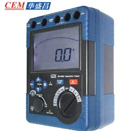 DT-6605 专业高规格 高压绝缘表 绝缘电阻仪