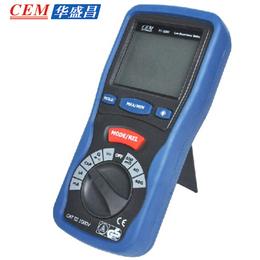 便携接地电阻仪高精度数字接地电阻表DT-5302