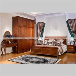 实木卧室家具系列传统工艺