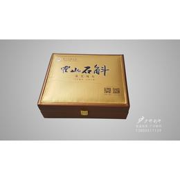 安徽礼盒包装生产厂家霍山石斛礼盒包装设计到印刷一条龙服务