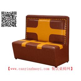 万江区西餐厅卡座沙发定做-东莞市万江餐饮家具生产厂家