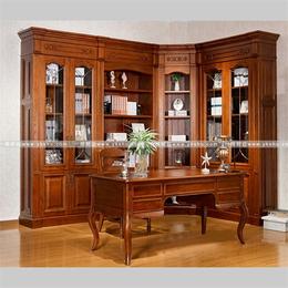 厂家直销2018实木定制书柜酒柜一棵树家具