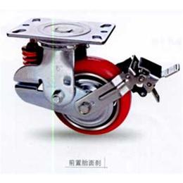 天鹏天龙(查看)_河东弹簧减震韩式铁芯聚氨酯轮型号