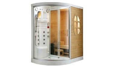 箭牌AV002整体蒸汽房沐浴房AV002D
