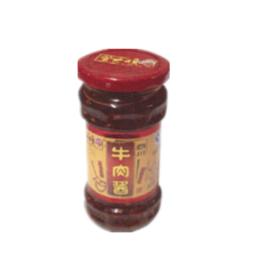 四川牛肉酱280g