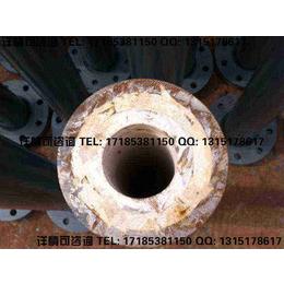 陶瓷复合管技术参数应用领域