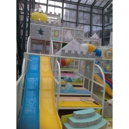 广西来宾室内儿童乐园 儿童乐园儿童游乐设备厂家梦航玩具缩略图
