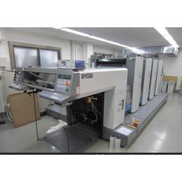 供应2008年二手Ryobi良明 754四色胶印机(欧洲机)