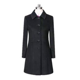 ND9007新款羊绒呢子大衣 经理服装
