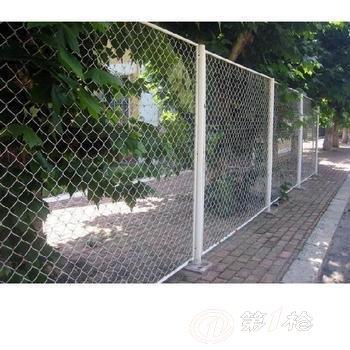 供应勾花网 菱形网 围墙网 动物园防护网