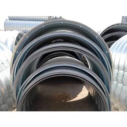 钢质波纹涵管波纹管涵洞波纹涵管 隧道用拼装波纹涵管
