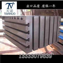 天诺订做T型槽铸铁方箱 磁力方箱 划线方箱 机床工作台方箱