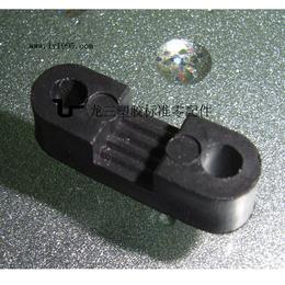 龙三塑胶配线器材厂供应小弧形压线板
