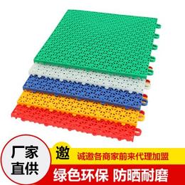 厂家批发拼装悬浮地垫  多色无异味