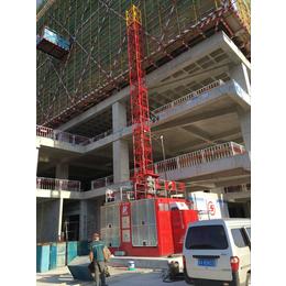 100米汇友施工电梯SC200运到洛阳价格多少钱