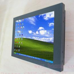 CNUS15寸工业液晶显示器 VGA全新完美嵌入式挂壁工控机