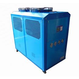 贵州鸿宇制冷HYFL400风冷冷水机9度造纸冷却