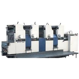 北人对开、四开单色/双色/四色平板印刷机