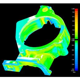 汽配件测绘 外观扫描 苏州抄数价格 逆向设计费用 UG建模