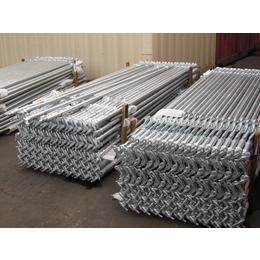 广州集装箱锁杆货柜配件集装箱门五金标准特殊门杆