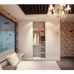 江西和祥整体衣柜 现代简约木质 衣柜家具定制