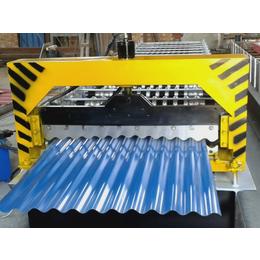 浩鑫850彩钢压瓦机全自动设备金属成型机械
