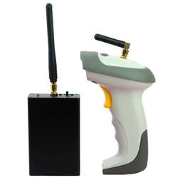 PT980远距离穿墙型无线扫描枪仓库物流工业1D条码扫描枪