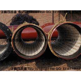 陶瓷复合管应用领域工作原理