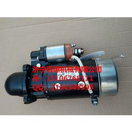 柳工压路机-康明斯ISM11飞轮壳3102960发动机总成