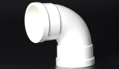 中财PVC-U排水管下水管管件排水配件