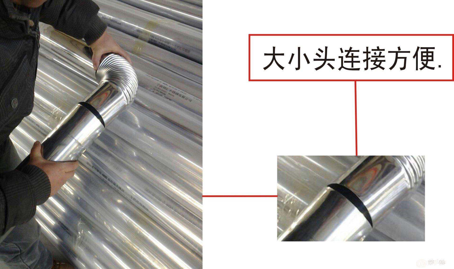 不锈钢雨水管,房屋落水管,不锈钢排水管