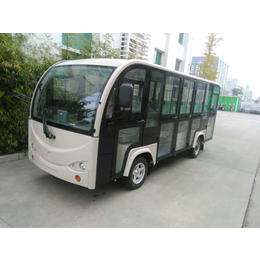 美国进口科技14座电动观光车 度假村高尔夫酒店顾客接送车