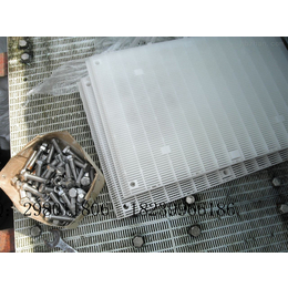 库尔勒D型滤池 盖板 填料池拦截板 慧星式纤维滤料