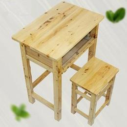 江西实木儿童课桌饭桌椅