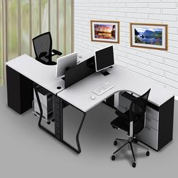 南昌哪里有蝴蝶钢架办公桌定制 直销