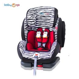babygo领航员isofix安装私人定制安全座椅