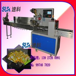 纸卡点数包装机 不干胶卡片分装机 卡片套膜机SK-250XD