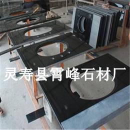 中国黑石材价格 中国黑花岗岩厂家 2公分毛光板