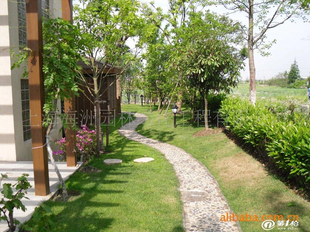 专业园林小道,别墅庭院小道,石铺小路,公园小径,居住区小路