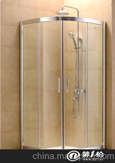 艾米斯淋浴房a102浪莎圆弧淋浴房