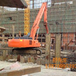 伟腾平安国际乐园挖掘机租赁