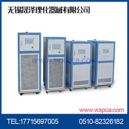 无锡制冷加热循环机KN-55B配套50L反应釜控物料温度