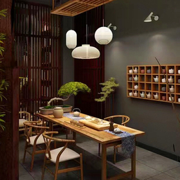 轩辕红木中式室内装修案例缩略图