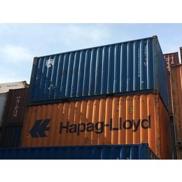 出售二手集装箱+6米12米二手集装箱出租