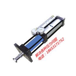 活塞式气缸增压缸 总行程可调增压缸 液压增力缸qy8千亿国际