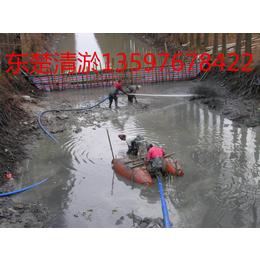 常宁市清淤公司水库清淤